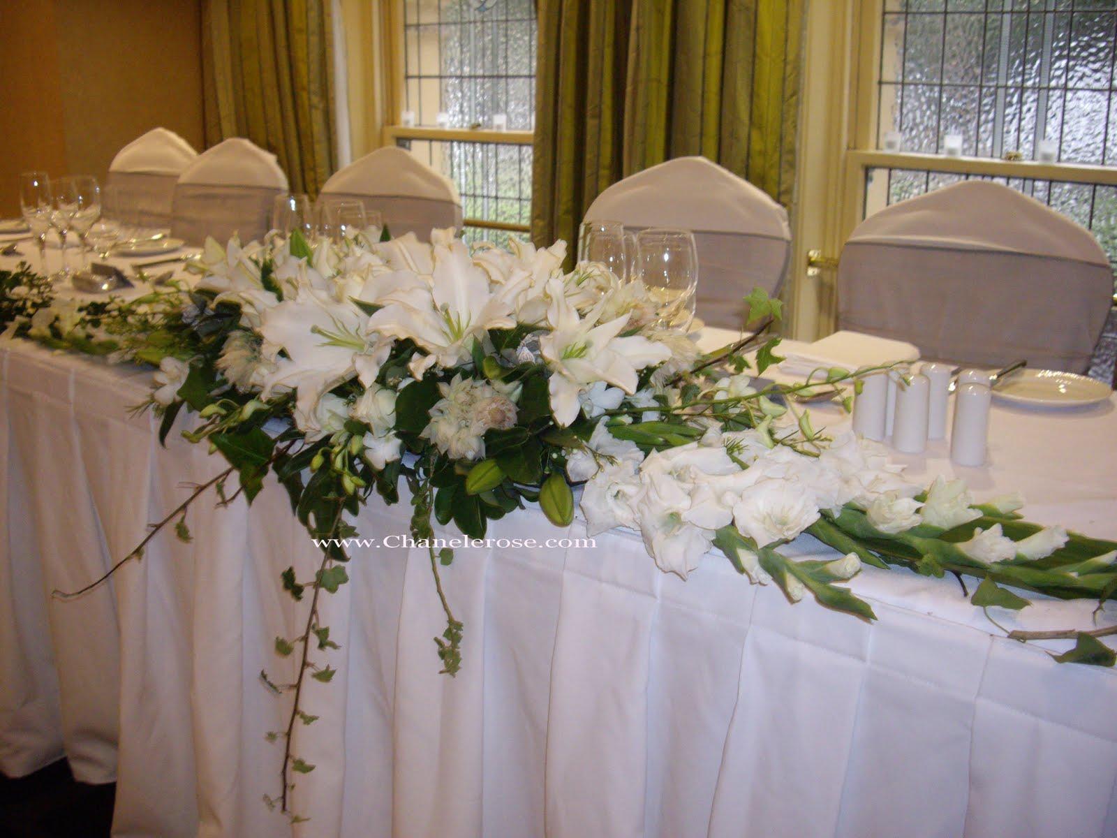 Lollis blog wedding table decorations junglespirit Gallery