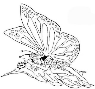 Life Cycle of a Monarch Butterfly Coloring page Free  - monarch butterfly coloring pages