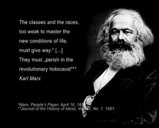 "Marx und der ""revolutionäre Holocaust"""