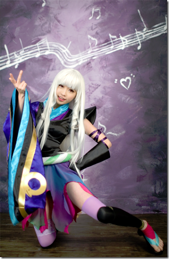 katanagatari cosplay - togame / princess yousha by gongju tomia