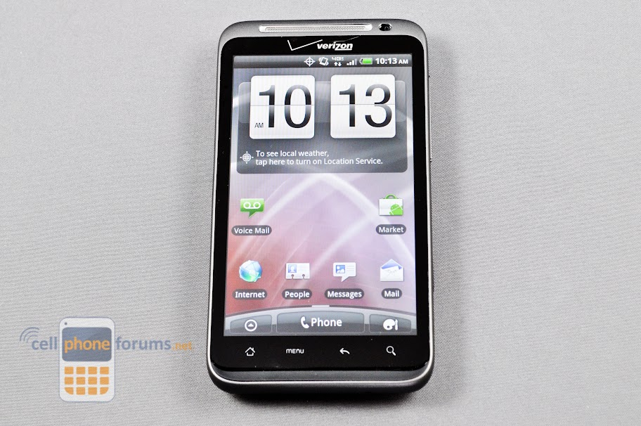 htc thunderbolt review rh cellphoneforums net HTC EVO HTC One X