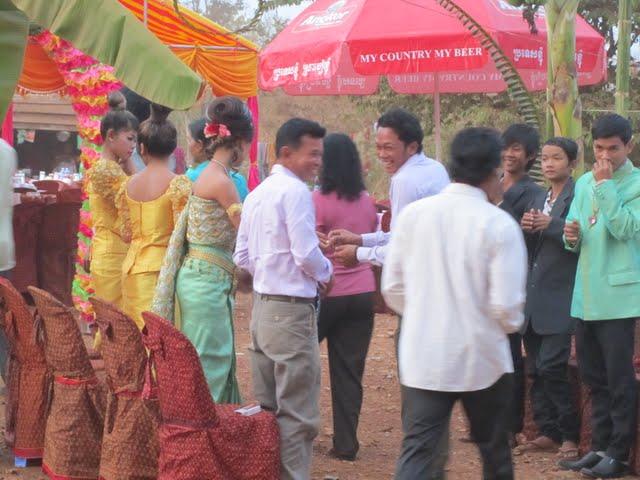 wedding Cambodia