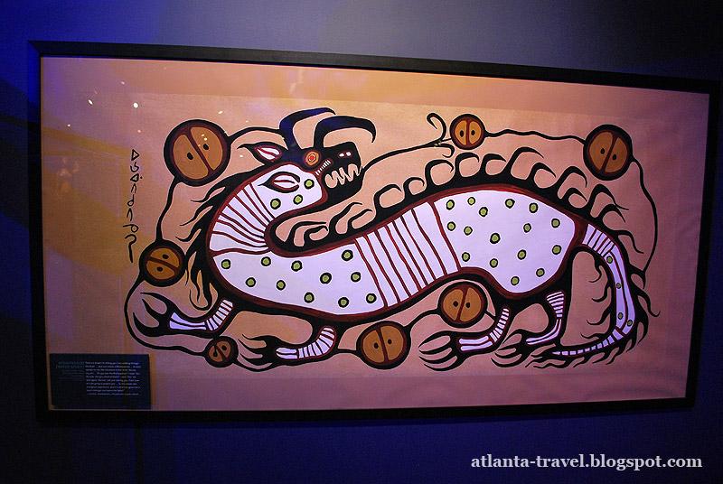 Подводная Пантера Mishupishu