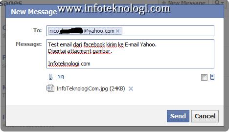 Send email ke Yahoo