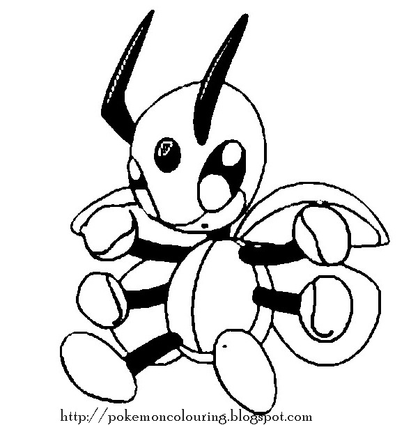 pokemon pictures to color - Pokemon coloring on Pinterest Pokemon, Coloring Pages