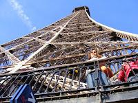 Con lo que cuesta subir, merece la pena pasar un rato en la torre antes de bajar...