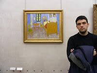 La Habitación de Arlés es uno de los cuadros más conocidos de Vincent Van Gogh...