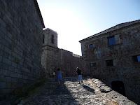 La Peña de Francia es conocida por albergar el santuario de la Virgen Negra