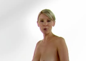 Someone combined Flash viral marketing and interactive female nudity - imagine that...