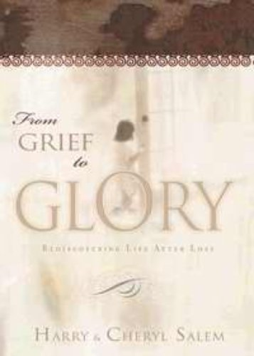 Salem Harryandcheryl From Grief To Glory BOOK