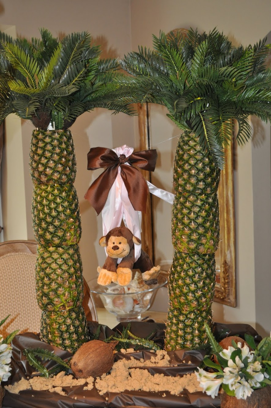 Baby Monkey Shower