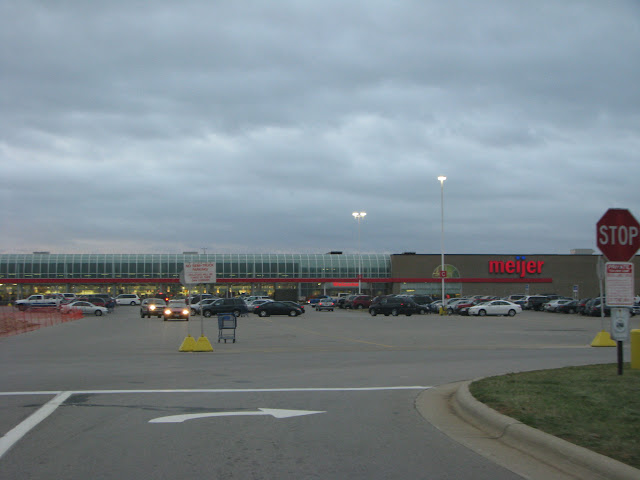each meijer has a store number and that store is 104 here is a slightly older store design outside toledo