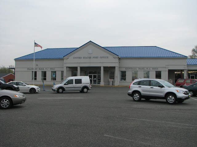 Attractive ... Situation In Westchester County, New York: The Hartsdale Post Office  Shares A Facility With The Carriers Of The Scarsdale Post Office.