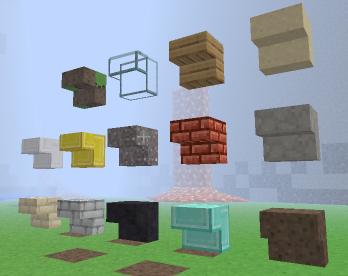 minecraft как сделать кирпичный блок - Нужные схемы и описания для всех.