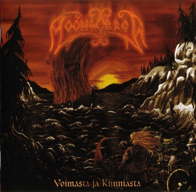 Moonsorrow - 2001 - Voimasta Ja Kunniasta