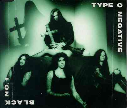 Type O Negative - 1993 - Black N°1