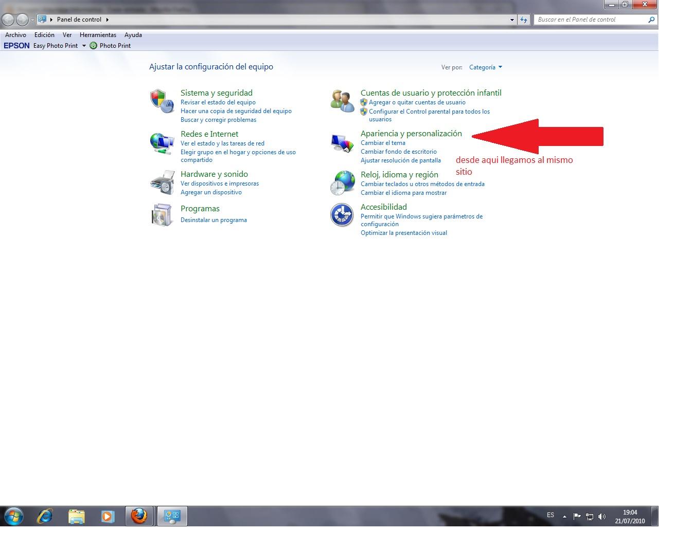 Windows 7 Starter No Permite Cambiar El Wallpaper Fondo De Pantalla