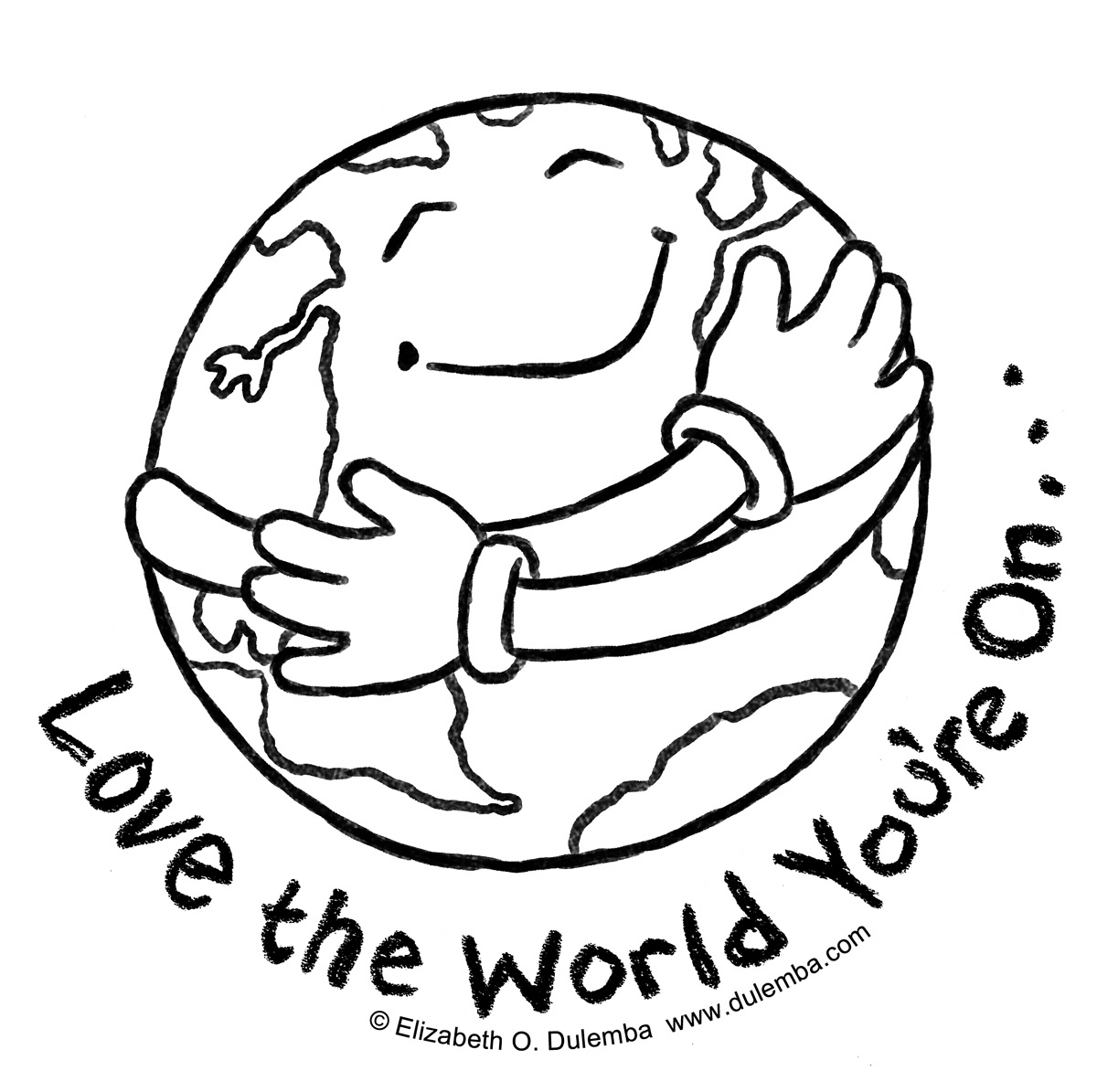 Earth Day coloring pages Recycling - earth day coloring sheets