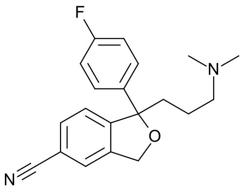 Structure Of Citalopram Hydrobromide