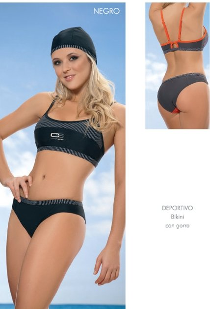 Coco Swinsuit Sports, Lookbook primavera verano 2011