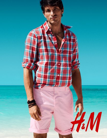 H&amp;M Swimwear Hombre, verano 2011