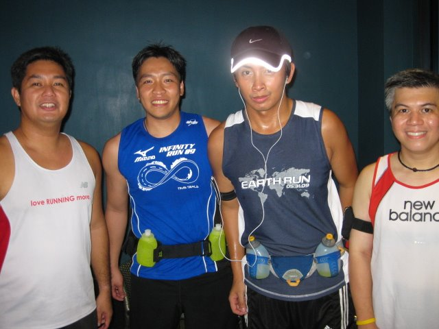 Of Running Fevers and Jumbo Liempos :The Ortigas 22k LSD Experience