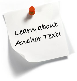 anchor text for search engine optimization