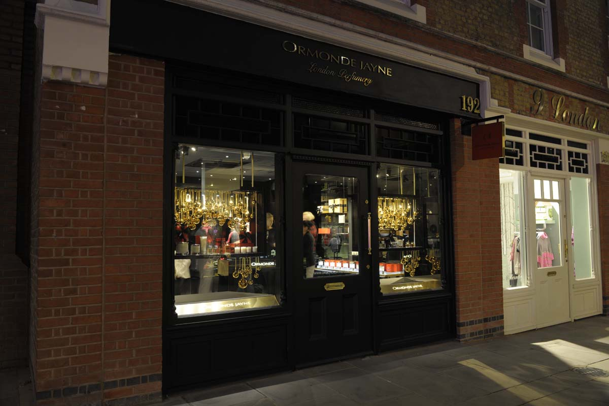 New Store on Sloane Square [Ormonde Jayne]