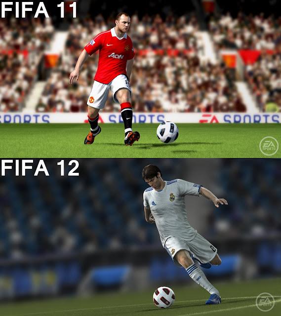FIFA11 x FIFA12