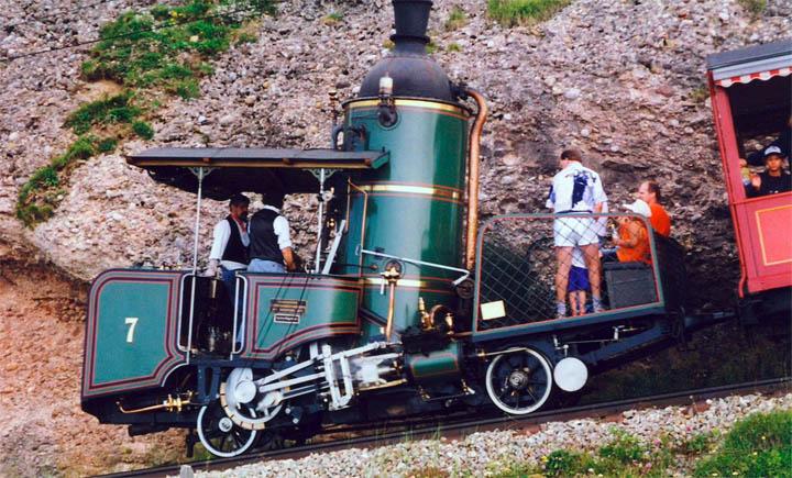 Vapor y engranajes: los trenes de cremallera E354rtwe4rwefwefwef