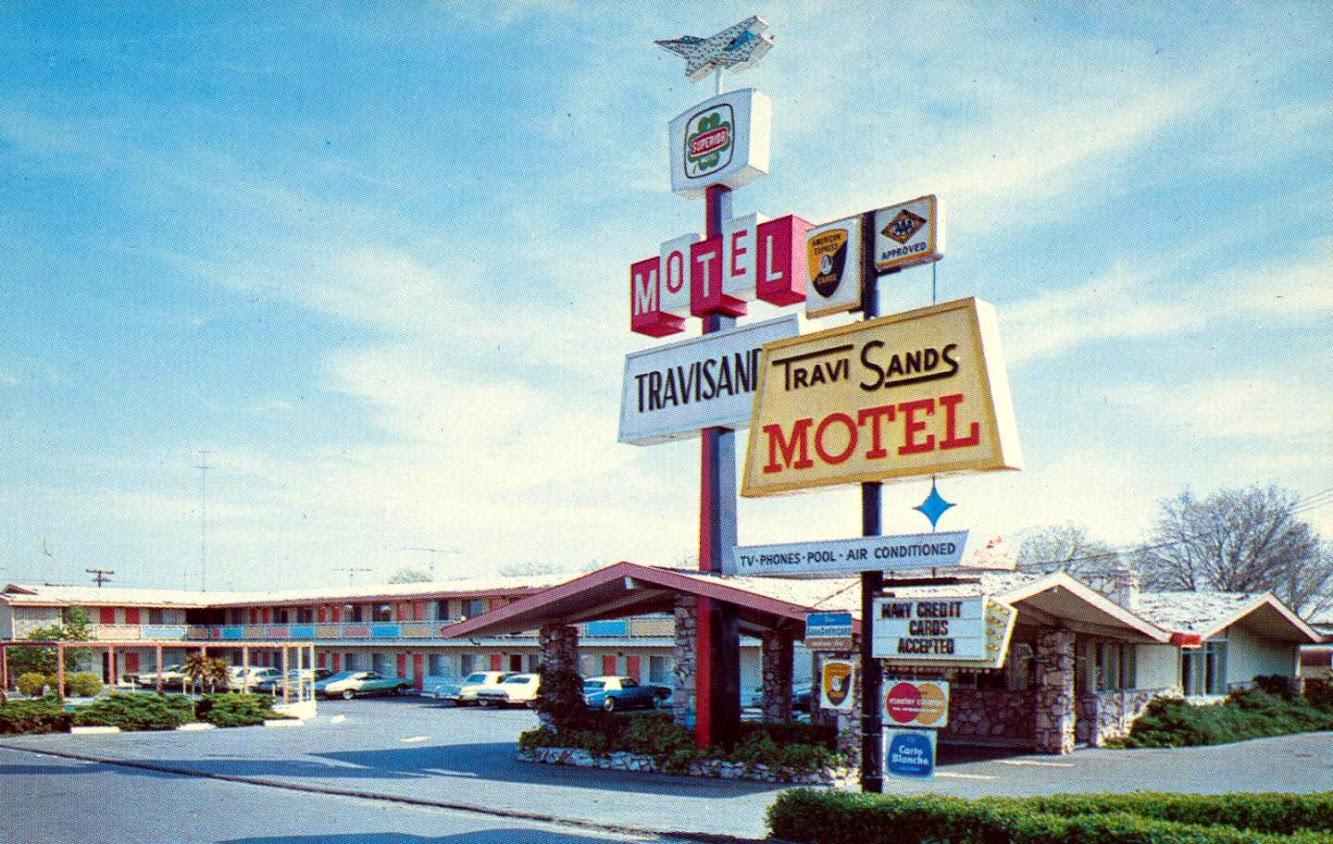 TraviSands Motel
