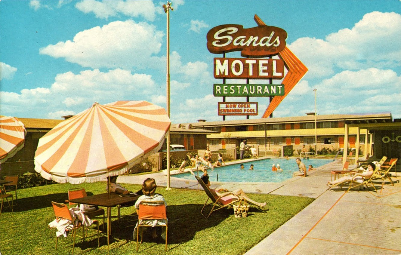 Sands Motel & Restaurant