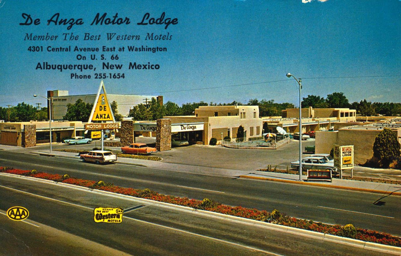 De Anza Motor Lodge