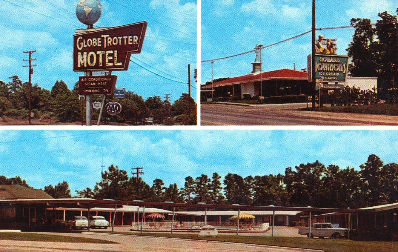 Globetrotter Motor Hotel & Howard Johnson's Restaurant