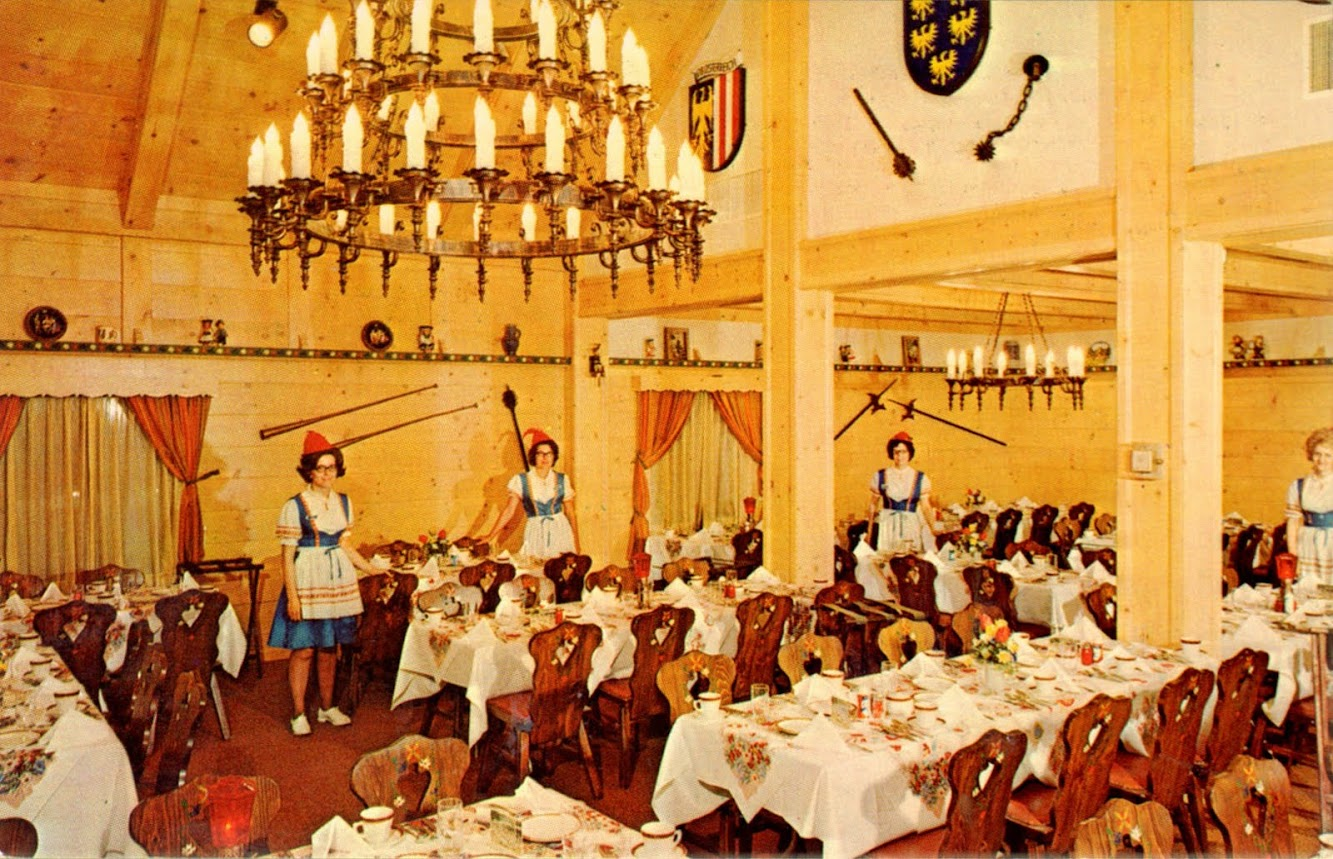 The Austrian Room