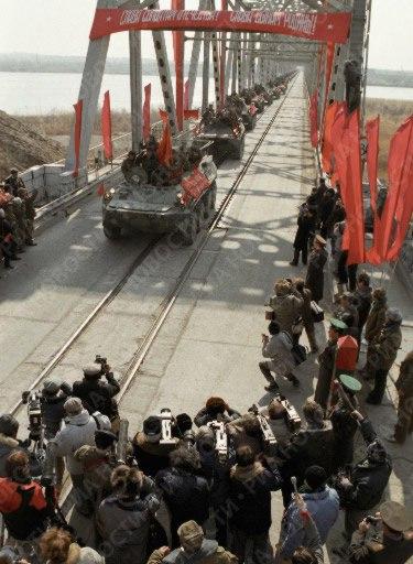 Afganistan 1979-1989, Ograniczony Kontyngent Wojsk Radzieckich, 40 Armia