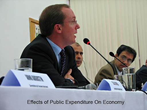 Effects of Public Expenditure On Economy Production Distribution
