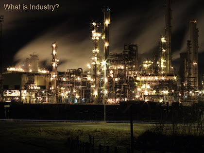 industry and types of industries
