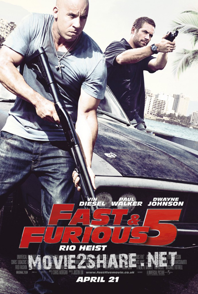 phim Fast and Furious 5 Rio Heist