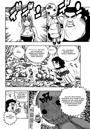 Fairy Tail 226 page 7