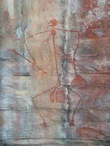 Mimi Spirit - Parc national de Kakadu