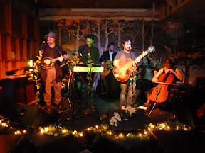 The Bon Scotts - live!