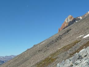 Montée au cerro Eléctrico