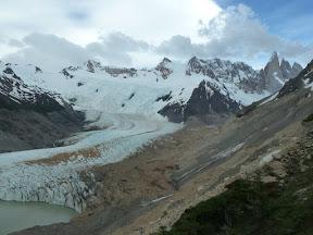 Glaciar et Cerro Torre