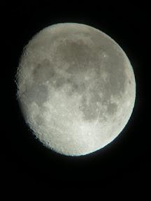 Pleine lune !
