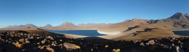 Lagunas Miscanti et Miñiques