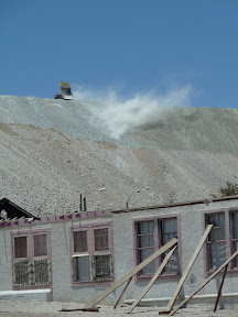 Ville fantôme de Chuquicamata