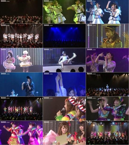 """(LIVE)(公演) NMB48 チームN """"ここにだって天使はいる"""" 村重杏奈の生誕祭 140827"""