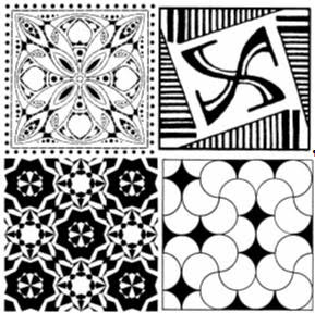 Free Coloring Pages Geometric Coloring Pages - coloring pages geometric designs