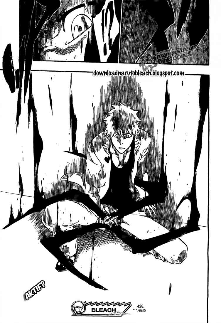 Baca Manga, Baca Komik, Bleach Chapter 436, Bleach 436 Bahasa Indonesia, Bleach 436 Online